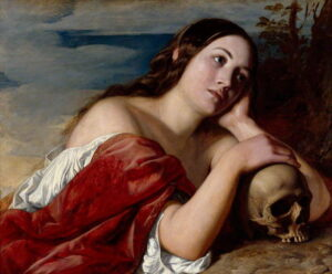 William Dyce - Omnia Vanitas 1848